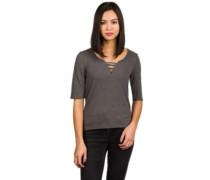 Sanne T-Shirt LS charcoal