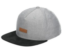 Oxford Snapback Cap grey