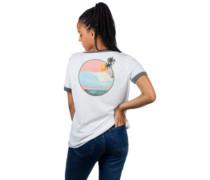 Backside T-Shirt white