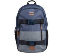 Command Skate Backpack dark slate htr