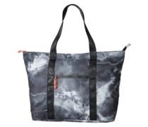 Graphic Tote Bag grey