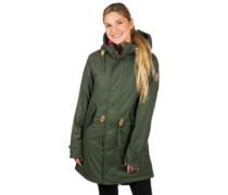Watt'n Winter Jacket olive melange