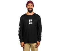 Pixel Stone Bsc T-Shirt LS black