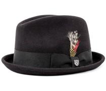 Gain Fedora Hat black