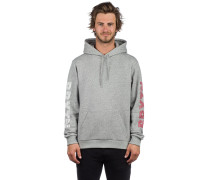 Haste II SV INTL Hoodie heather grey
