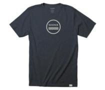 Waves III T-Shirt navy heather