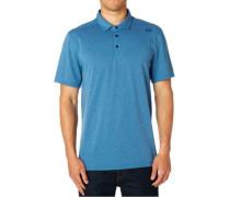 Rookie Polo heather blue