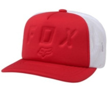 Foamin Moth Snapback Cap dark red