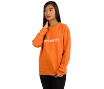 Carhartt Sweater jaffa wax