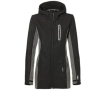Softshell Parka black out