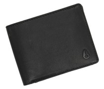 Arc Bi-Fold Wallet all black