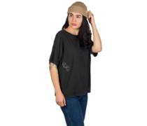 Au Revoir T-Shirt washed black