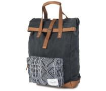 Fresno Backpack dark grey