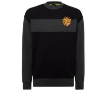 The Frozen Crew Sweater black out