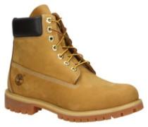 "6"" Premium Shoes wheat nubuck"