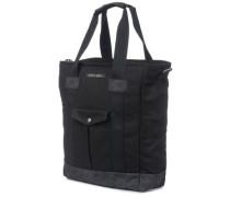 Wanderer Tote Backpack black