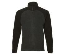 Ventilator Fleece Jacket black out