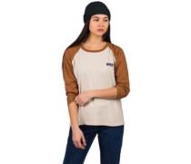 Cotton In Conversion Longsleeve T-Shirt pumice