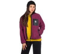 Janet Liner Jacket dusty fuchsia