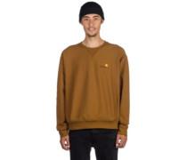American Script Sweater hamilton brown