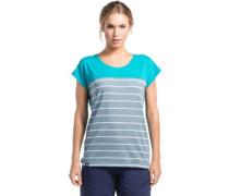 Phoenix Cap Box Logo T-Shirt bt lead stripe