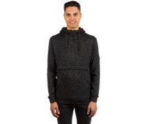 Boundary Hoodie black heather