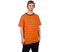 Breaker Stripe T-Shirt black