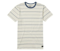 Die Cut Stripe T-Shirt rock