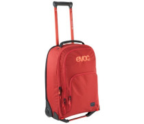 Terminal Roller 40L Travelbag chili red