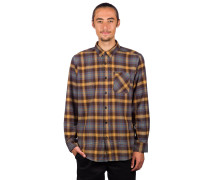 Caden Plaid Shirt espresso
