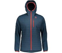 Insuloft VX Hooded Outdoor Jacket nightfall blue
