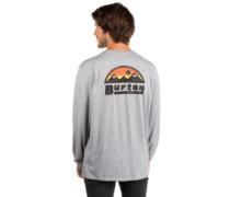 Fowler T-Shirt LS gray heather