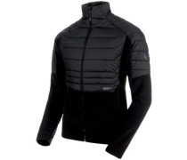 Innominata Ml Hybrid Fleece Jacket black