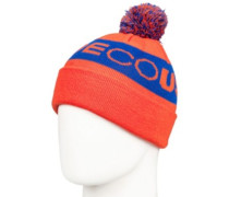 Chester Beanie Youth red orange