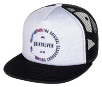 Mix Tape Cap Youth grey heather