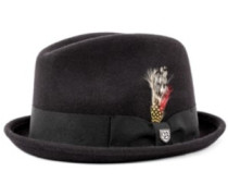 Gain Fedora Hat black