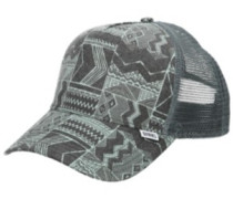 We Love Ugly Trucker Cap charcoal