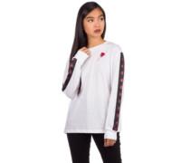 Cassie T-Shirt LS bright white