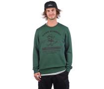 Wood Pushers Sweater bottle green