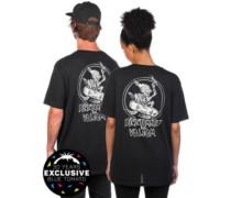 X Blue Tomato Skate SMU T-Shirt black