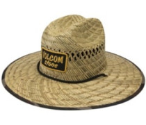 Trooper Straw Hat natural