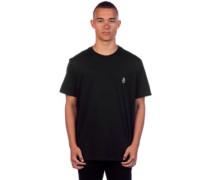 Avocado Emb T-Shirt black