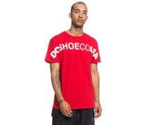 Side To Side T-Shirt tango red