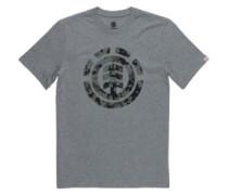 Bark Logo T-Shirt grey heather