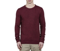 Edmonder Pullover heather red