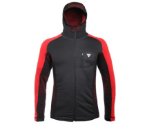 Awa Mid Hooded Full Zip Fleece Jacket re