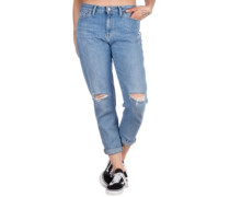 Domino Ankle Jeans fight light stone wa