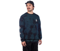 Deadly Stone Crew Sweater evergreen