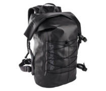 Stormfront Roll Top Backpack black