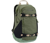 Day Hiker Backpack clover ripstop